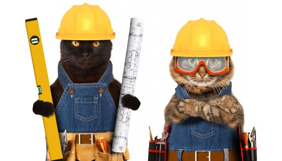 Statybos / darbų sauga